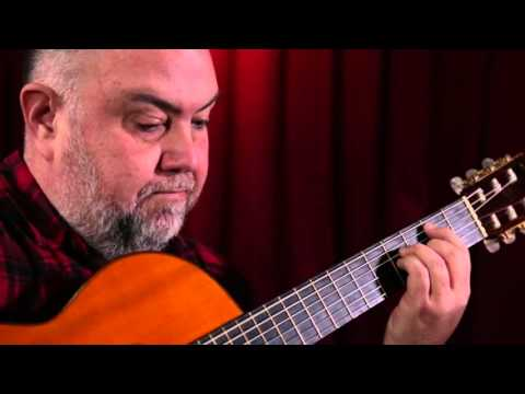 Scott Tennant Plays Segovia's Ramirez, Part 1