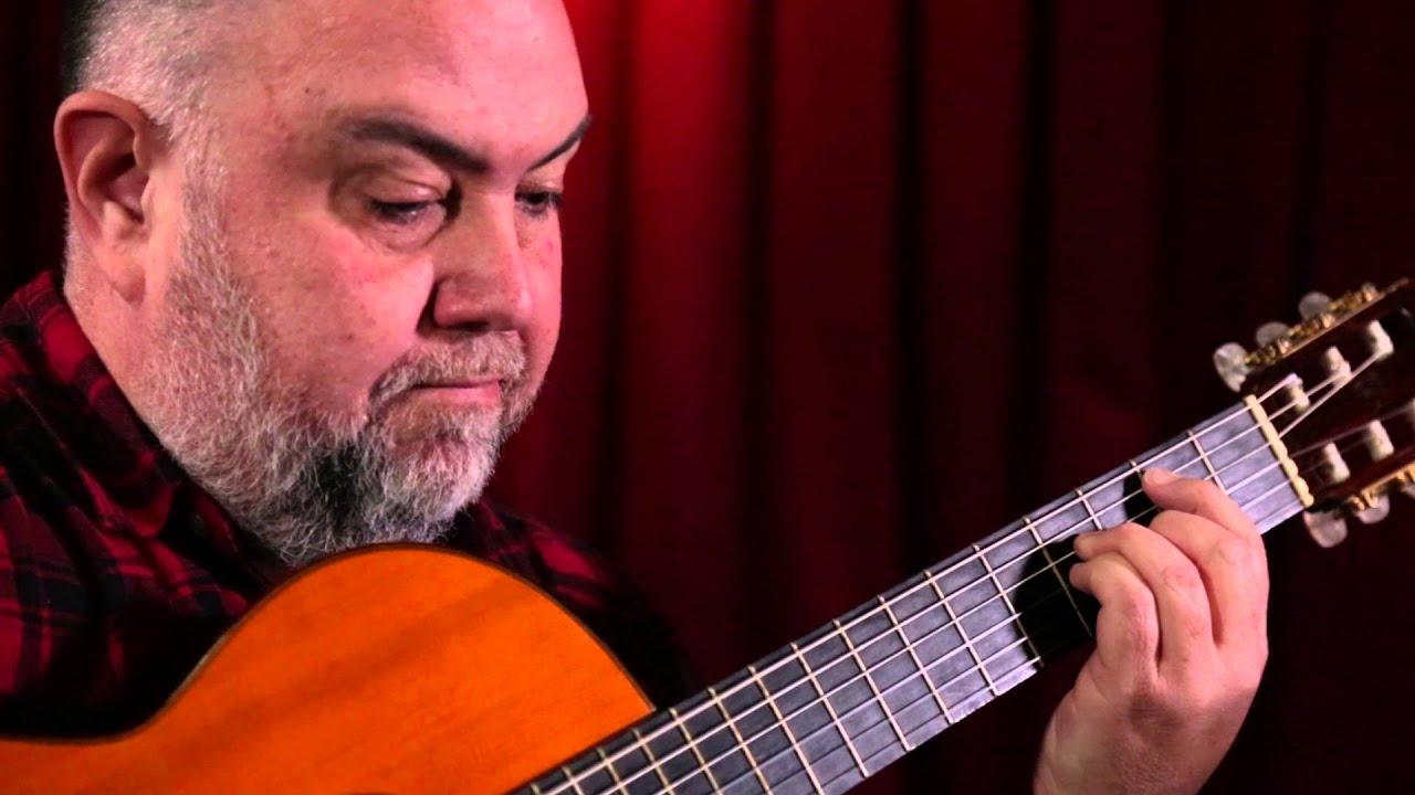 Gerald's Guitar Grab Bag | Classical Guitar Musings and more