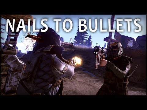 NAILS TO BULLETS - Rust Solo #32