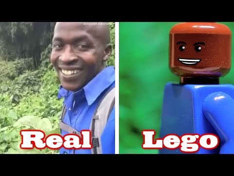 Memes in LEGO | Stop Motion Animation