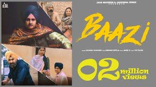 Baazi | Official Video | Yuvraj Kahlon | New Punjabi Songs 2021 | Punjabi Songs 2021 | Jass Records