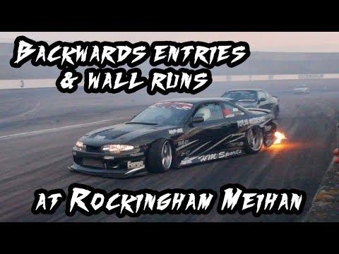 Backwards Entries & Wall Runs at Rockingham MEIHAN Layout
