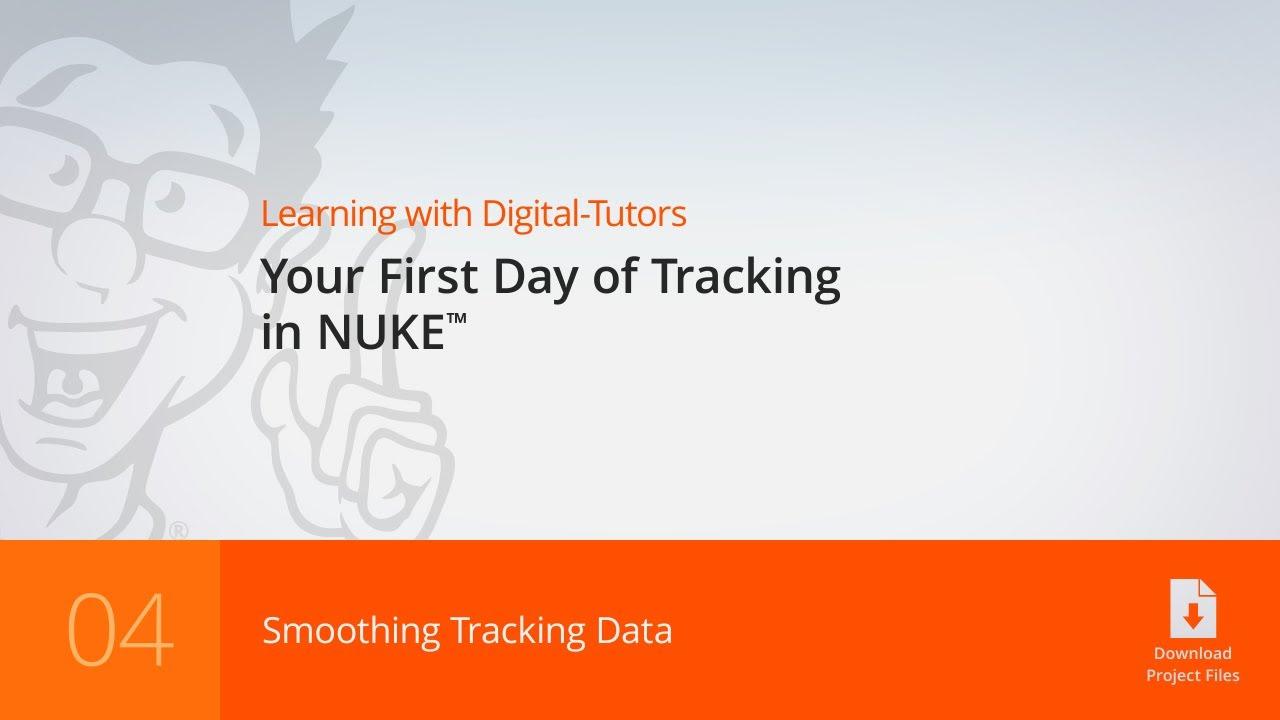 Free Training: Smoothing Tracking Data in Nuke