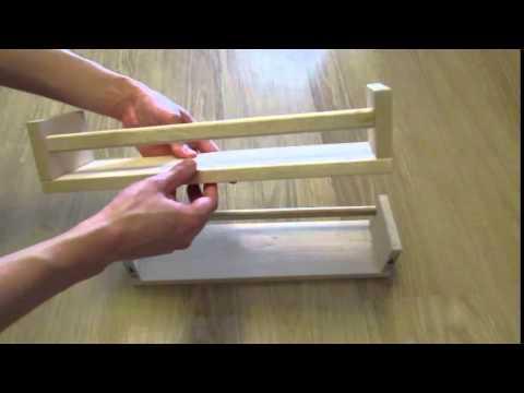 Ikea BEKVAM Spice Rack Overview