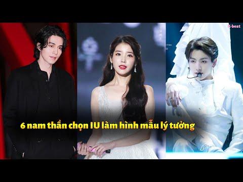 #1 Sáu nam thần chọn IU làm mẫu người lý tưởng /Six male idols choose IU as their ideal type