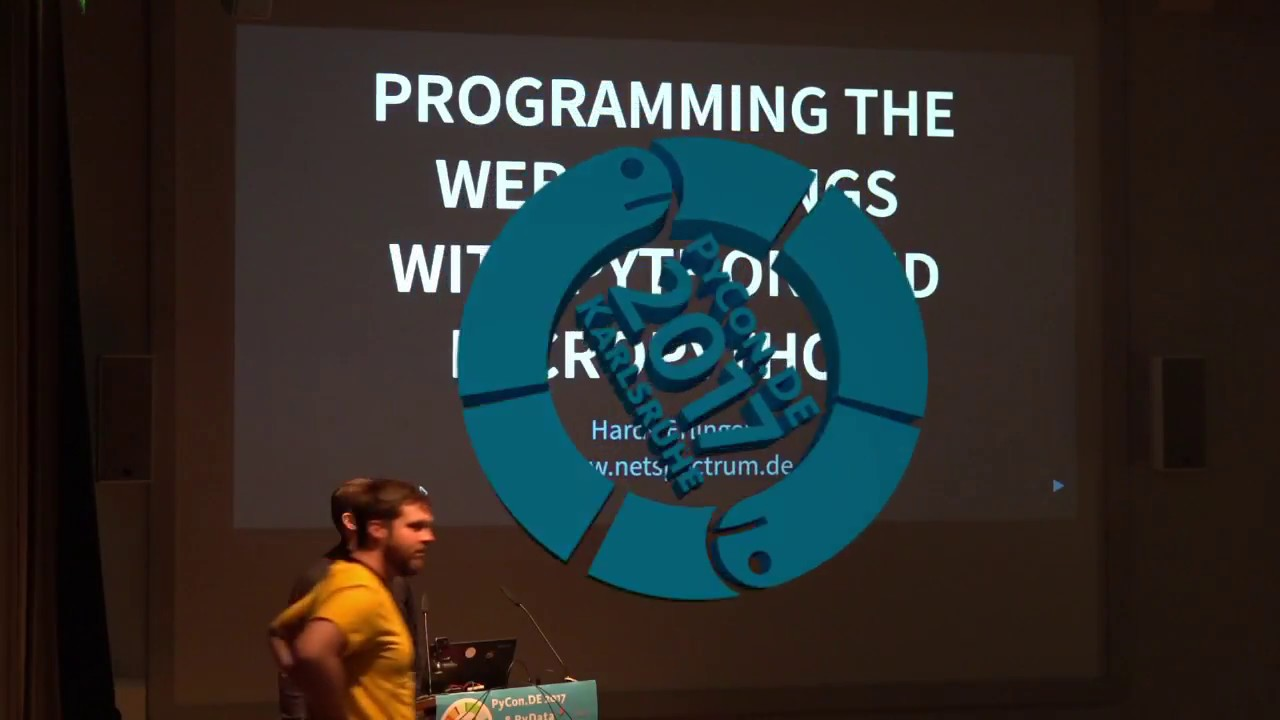 Image from Programming the Web of Things with Python and MicroPython