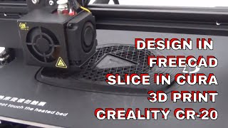 DuB-EnG: Is: 3D Printing Useful? Cura Easy? FreeCAD Hard? Difficult Design Parts? Top 5 Prints!