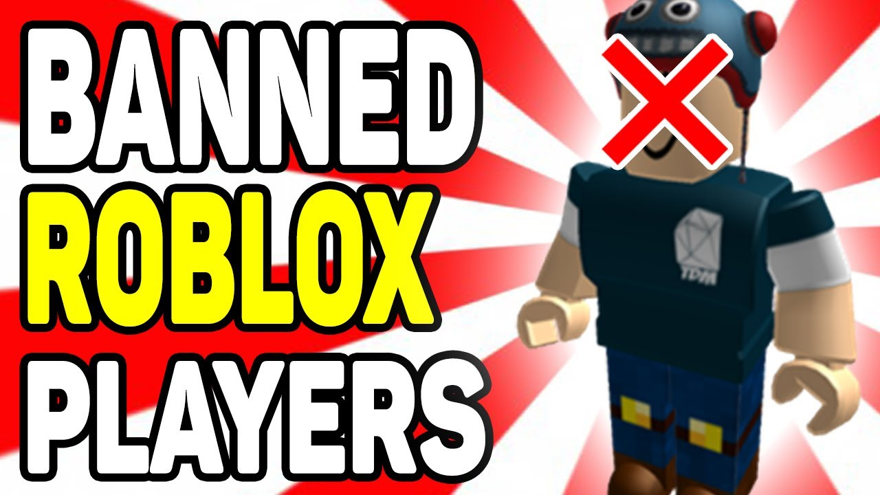 6 BANNED Roblox Players