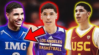How LaMelo Ball Will Go TO NBA WITHOUT COLLEGE or G League!