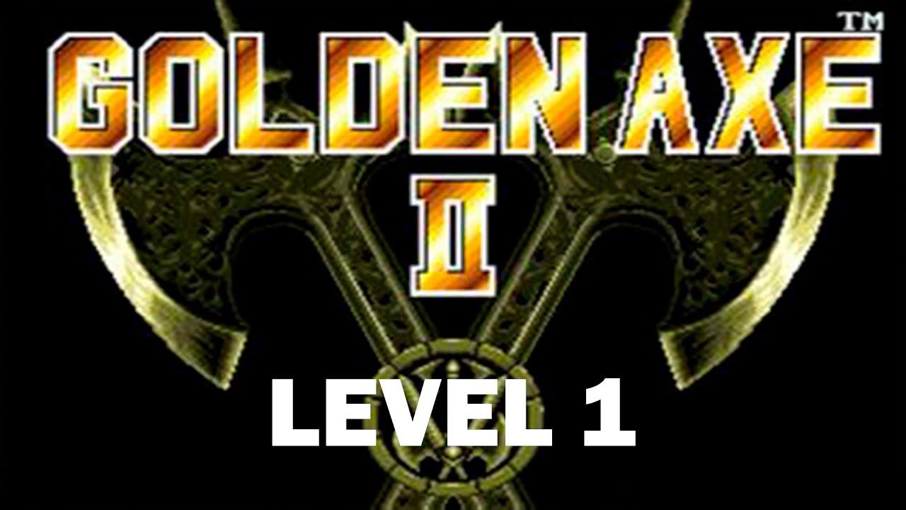 Golden Axe Collection Enhanced 1 /& 2