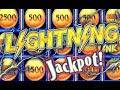 ★ LIGHTNING LINK SLOT JACKPOT ★ BEST NIGHT EVER!! SLOT MACHINE BONUS HANDPAY!