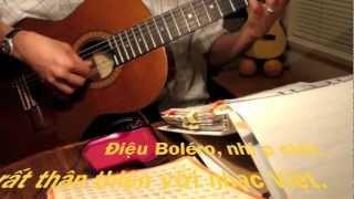 Khi Em Nhìn Anh. Y Vân. Guitar: Boléro