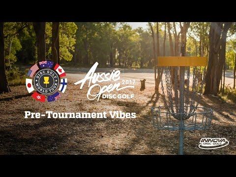 2017 Aussie Open Pre-Tournament Vibes