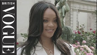 Inside The Fenty Launch With Rihanna | British Vogue