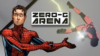 SPI-DERP-MAN - Zero G Arena Gameplay