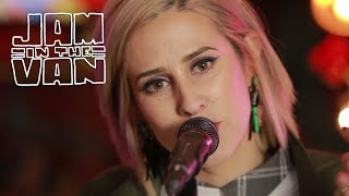 "Download lagu DEV - ""In the Dark""  (Live at JITV HQ in Los Angeles, CA 2018) #JAMINTHEVAN"