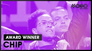 CHIP | BEST GRIME ACT acceptance speech at MOBO Awards | 2016