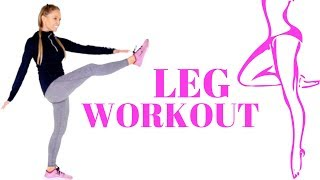 HOME WORKOUT QUICK THIGH AND BUTT FAT BURNING WORKOUT -with thigh toning and sculpting exercises