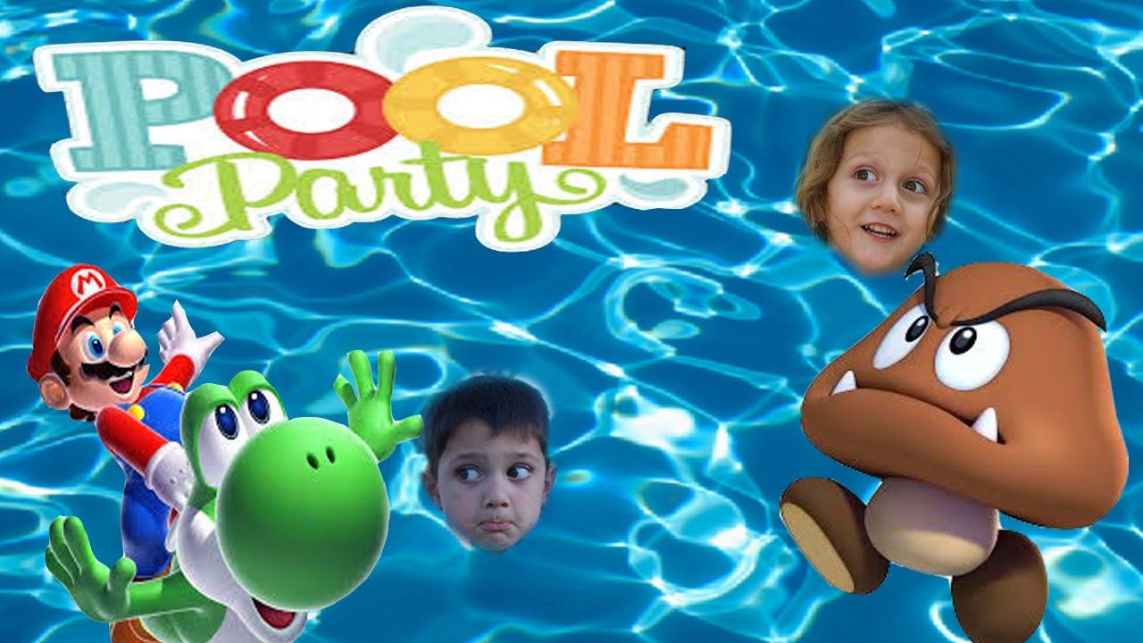 Pool orgy big drother