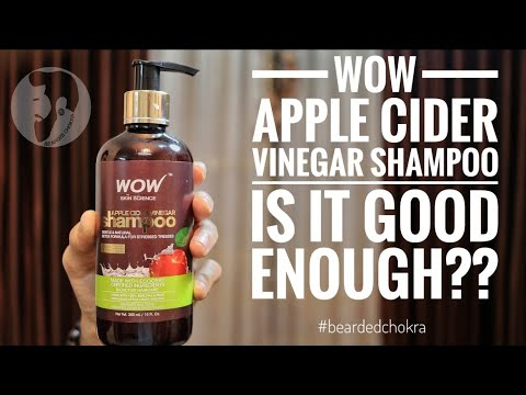 how to make apple cider vinegar shampoo