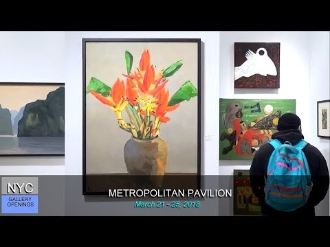 AFFORDABLE ART FAIR 2018 - Part 1