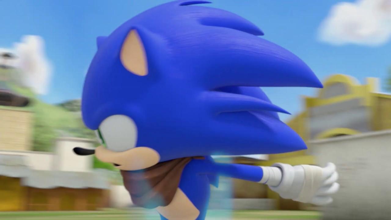 Соник Бум - 2 сезон 52 серия - Новая игра - Конец света | Sonic Boom
