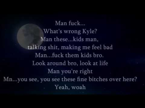 KYLE ispy ft lil yachty lyrics