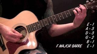 Stone Temple Pilots - Plush - Acoustic Guitar Lesson