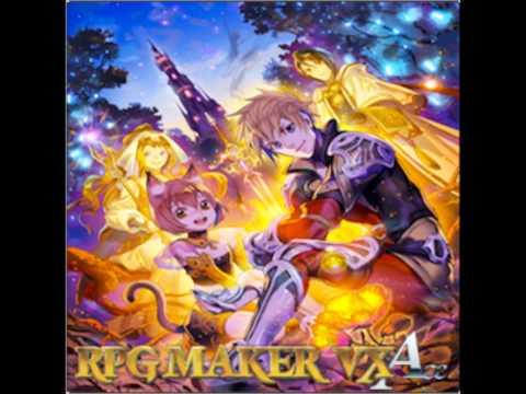 RPG Maker VX Ace ~ Dungeon #1