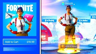 How to Unlock NEW FREE MAVEN SKIN PACK in Fortnite! New MAVEN SKIN BUNDLE Leaked!