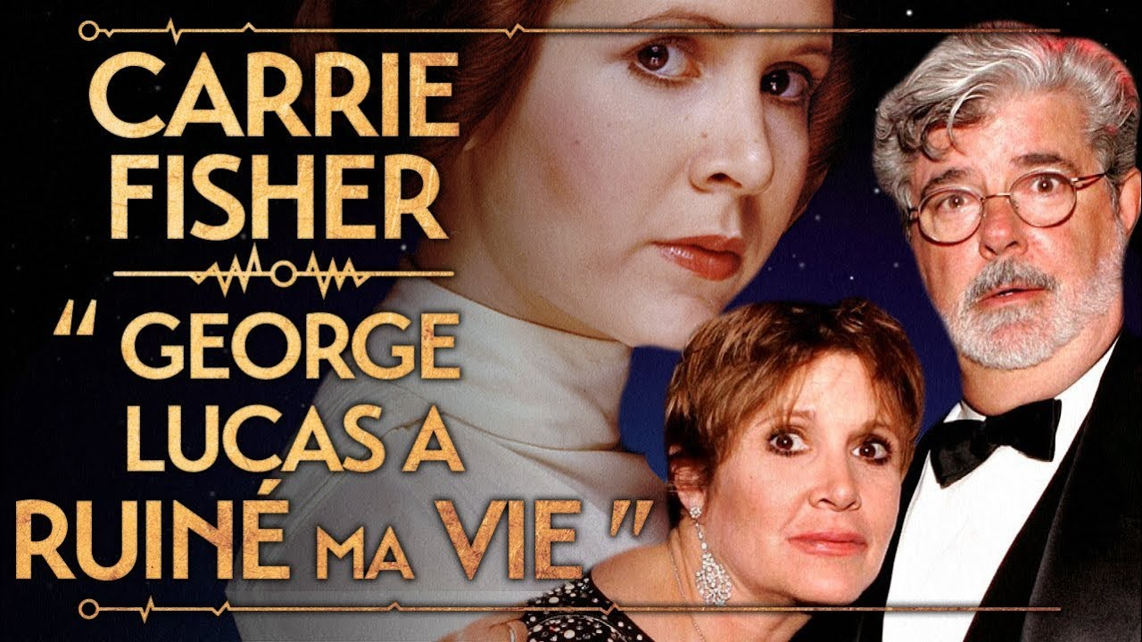 PVR #34 : CARRIE FISHER -