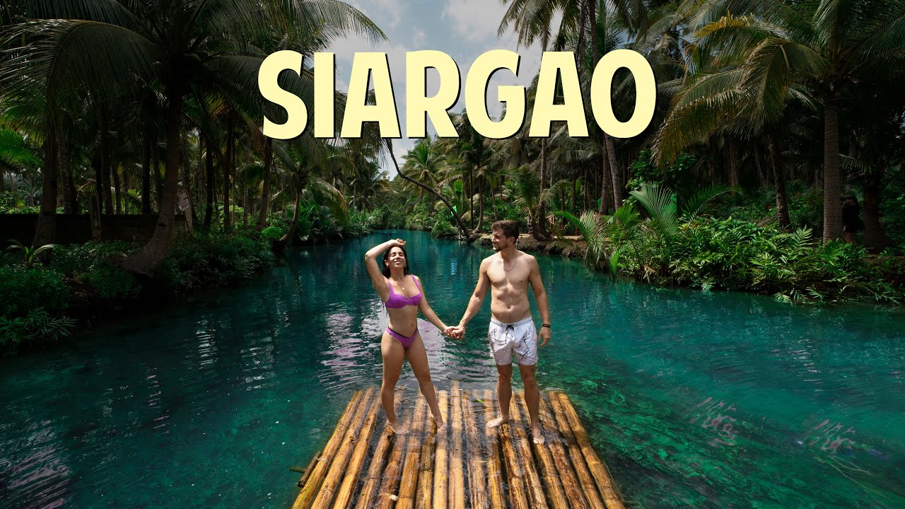 Download HOW TO TRAVEL SIARGAO - The Next Bali?