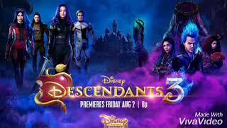 Descendants 3 - Night Falls   Descendants 3 Soundtrack