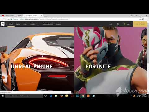 How To Install Fortnite With Epic Games