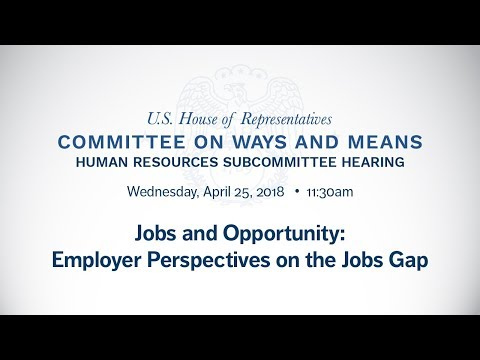 Jobs and Opportunity: Employer Perspectives on the Jobs Gap