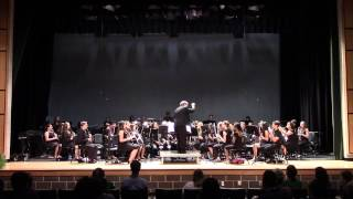 WMS 8th Grade Band Concert May 2015 Project Mercury