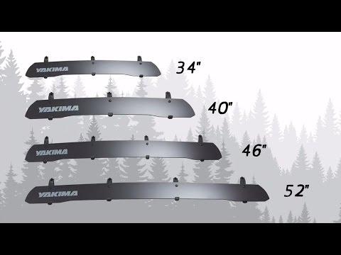 Yakima WindShield Universal Roof Rack Wind Deflector Fairing