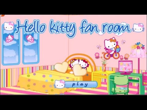 Hello Kitty Fan Room And Other Baby Girl Online Games