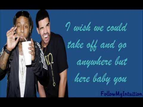 Lil Wayne ft. Drake - She Will (Lyrics)