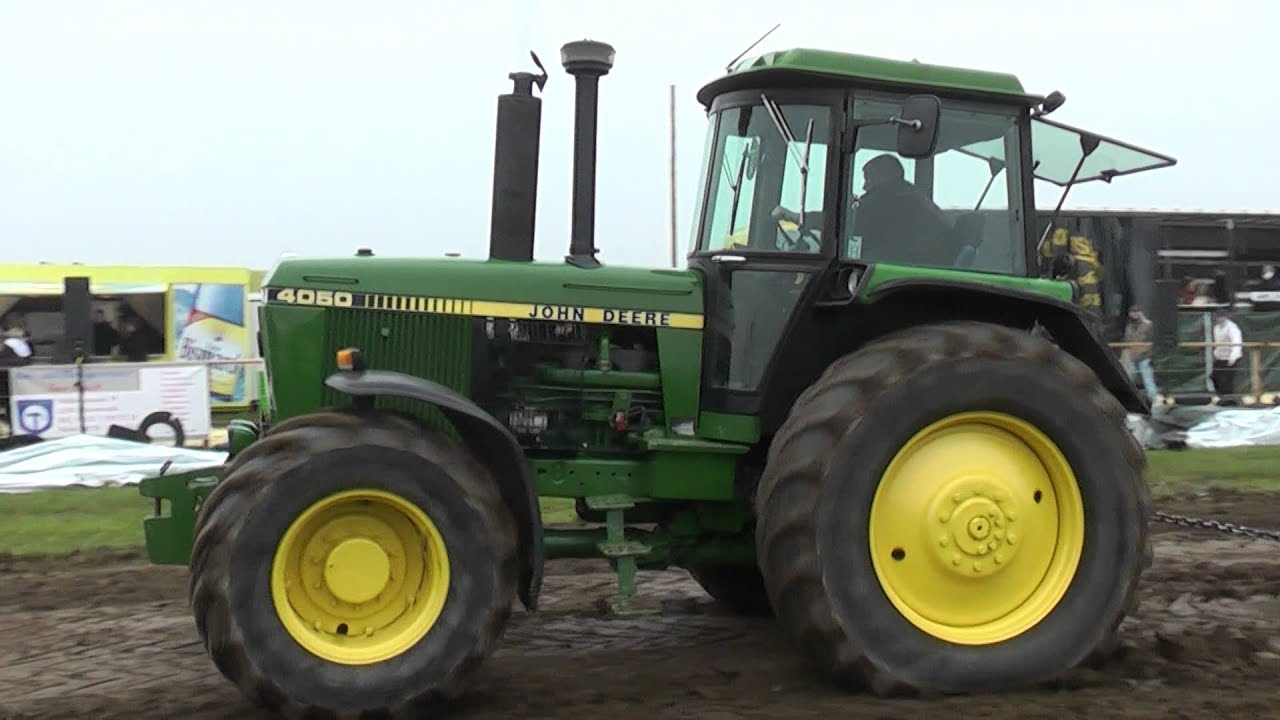 trecker treck in worth 2014 john deere 4050 youtube. Black Bedroom Furniture Sets. Home Design Ideas