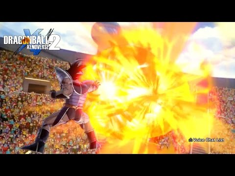 Online Lobby Options, 15 min Battle Timer AND Hit Detection | Dragon Ball Xenoverse 2 Random Battles