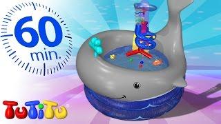 TuTiTu (ТуТиТу) Игрушки | Игрушки для купания | И другие удивительные игрушки