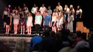 """Savannah 7th Grade Pops """"Stay With Me"""""""