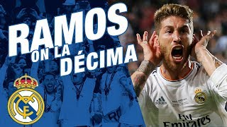 LA DÉCIMA | SERGIO RAMOS talks us through his legendary goal!