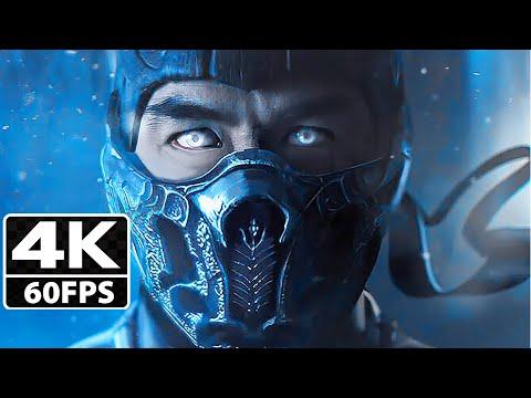 Mortal Kombat 9 All Cutscenes Full Movie Complete Story [4K-60FPS]