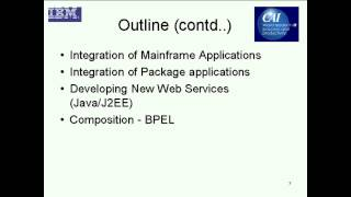 SOA-Based Enterprise Applications Integration