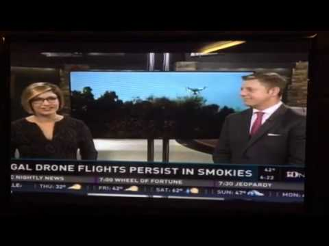 Drone Fines In Smokeys