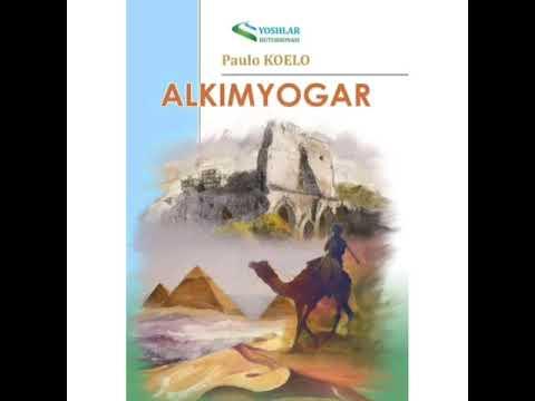 """Alkimyogar""roman.3- qism.Paulo Koelo"