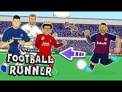 442oons Football Runner For Pc - Download For Windows 7,10 and Mac