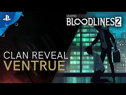 Vampire: The Masquerade – Bloodlines 2: Clan Introduction: Ventrue | PS4